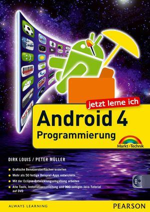 Jetzt lerne ich Android 4-Programmierung