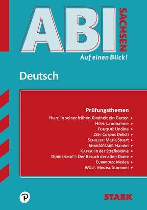 Abi auf einen Blick! - Deutsch Sachsen 2020/2021