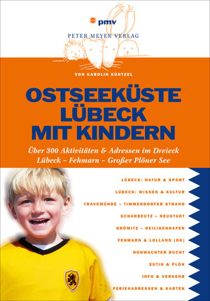 Ostseeküste Lübeck mit Kindern