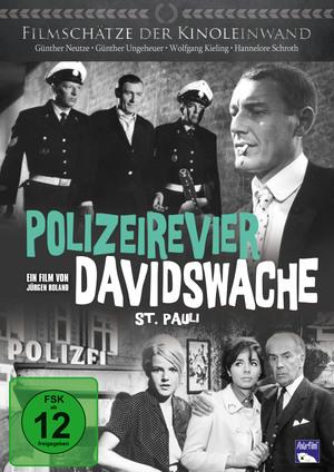 Polizeirevier Davidwache St. Pauli