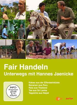 Fair Handeln - Unterwegs mit Hannes Jaenicke