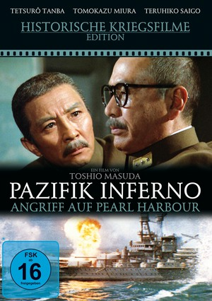 Pazifik Inferno - Angriff auf Pearl Harbour