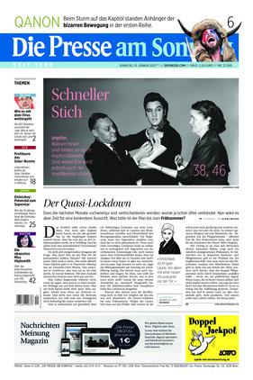 Die Presse (10.01.2021)