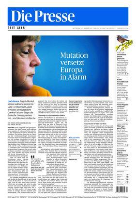Die Presse (13.01.2021)