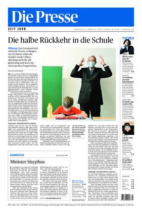 Die Presse (14.01.2021)