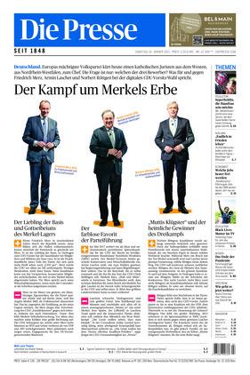Die Presse (16.01.2021)