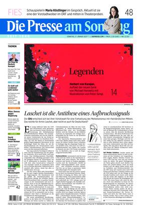 Die Presse (17.01.2021)