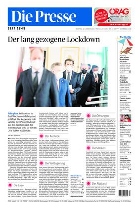 Die Presse (18.01.2021)