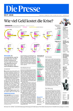 Die Presse (19.01.2021)