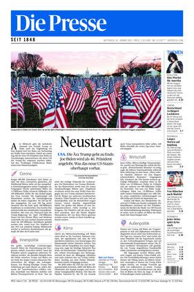 Die Presse (20.01.2021)