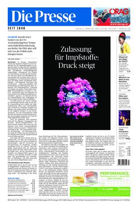 Die Presse (22.01.2021)
