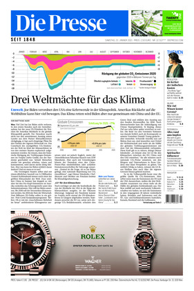 Die Presse (23.01.2021)
