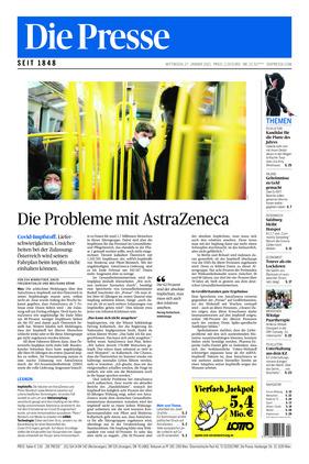 Die Presse (27.01.2021)