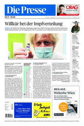 Die Presse (19.02.2021)