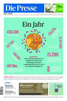 Die Presse (20.02.2021)
