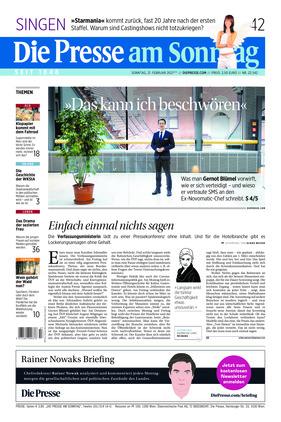 Die Presse (21.02.2021)