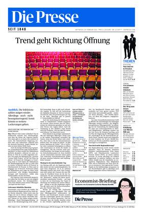 Die Presse (24.02.2021)