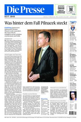 Die Presse (27.02.2021)