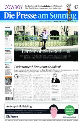 Die Presse (28.02.2021)