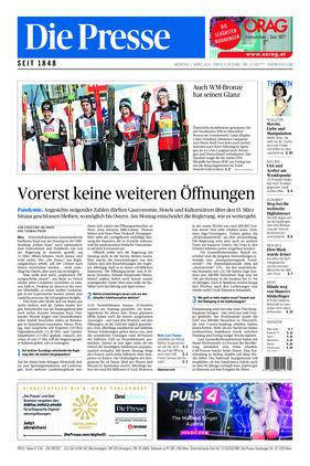 Die Presse (01.03.2021)