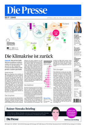 Die Presse (03.03.2021)