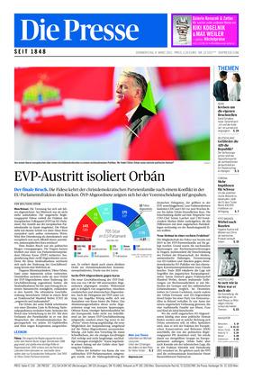 Die Presse (04.03.2021)