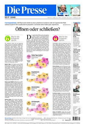 Die Presse (06.03.2021)