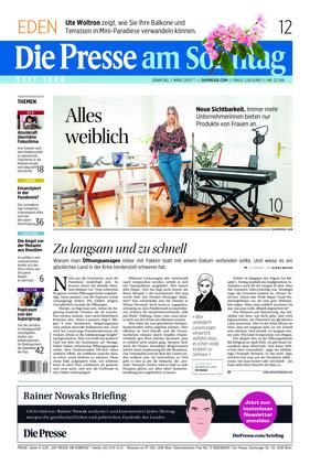 Die Presse (07.03.2021)