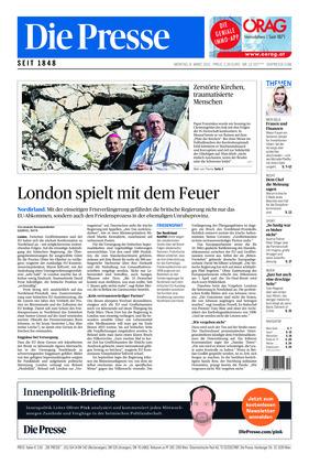 Die Presse (08.03.2021)