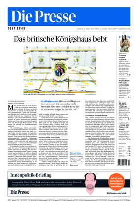 Die Presse (09.03.2021)