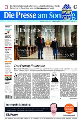 Die Presse (04.04.2021)