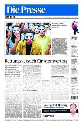 Die Presse (06.04.2021)