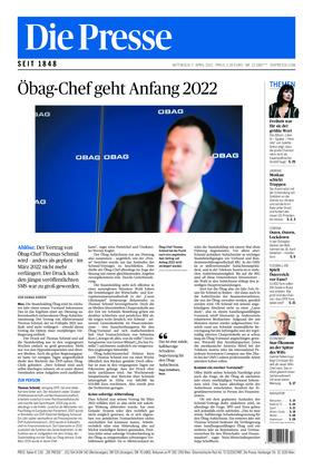 Die Presse (07.04.2021)