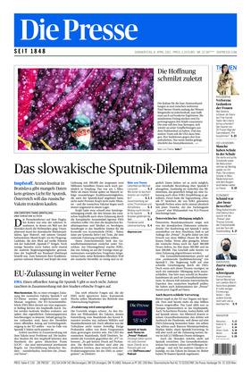 Die Presse (08.04.2021)