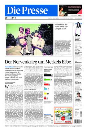 Die Presse (10.04.2021)
