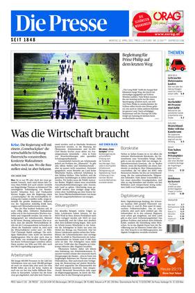 Die Presse (12.04.2021)