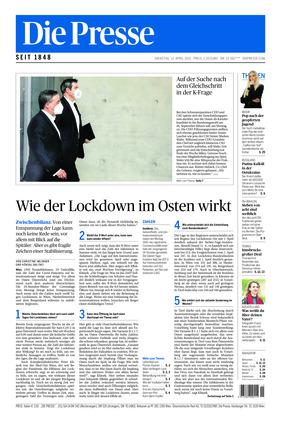 Die Presse (13.04.2021)