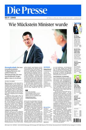 Die Presse (14.04.2021)