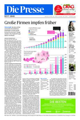 Die Presse (16.04.2021)