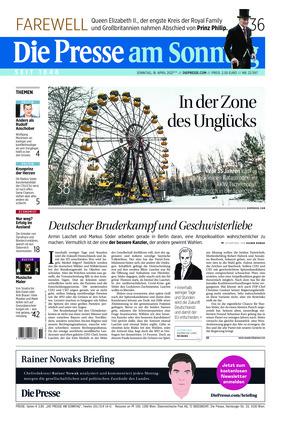 Die Presse (18.04.2021)