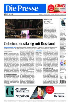 Die Presse (19.04.2021)