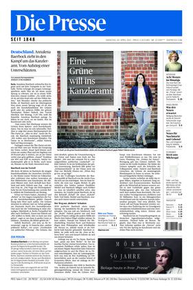 Die Presse (20.04.2021)