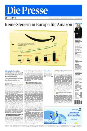 Die Presse (05.05.2021)