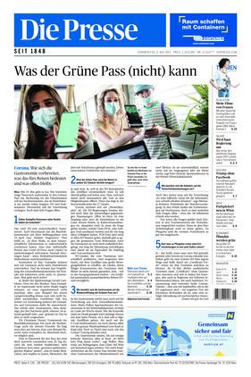 Die Presse (06.05.2021)