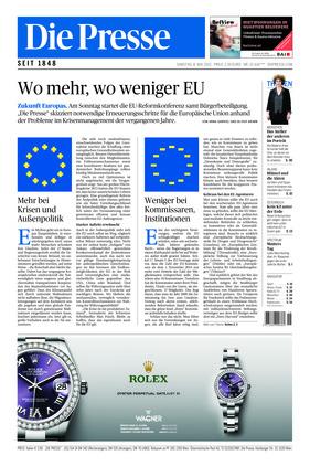 Die Presse (08.05.2021)