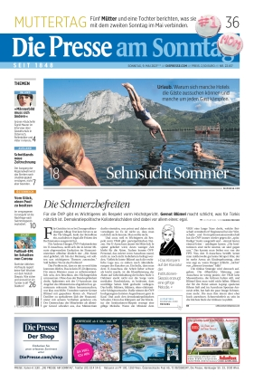 Die Presse (09.05.2021)