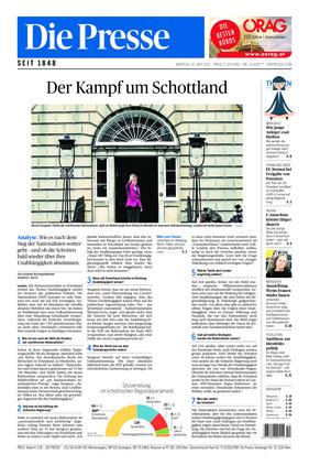 Die Presse (10.05.2021)