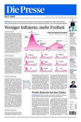 Die Presse (11.05.2021)
