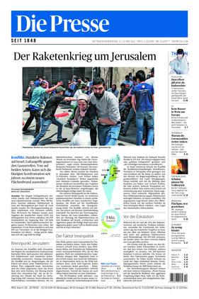Die Presse (12.05.2021)