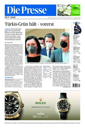 Die Presse (15.05.2021)